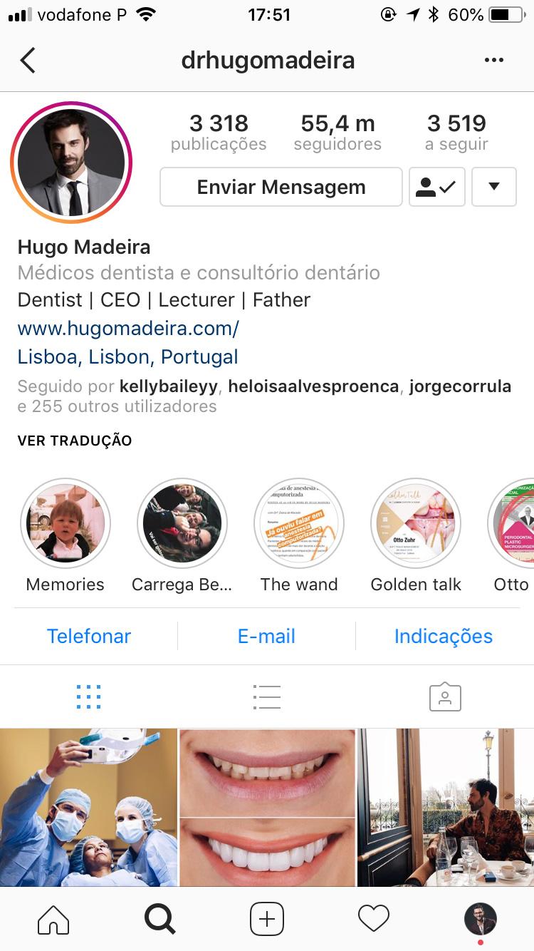 portfolio-apreasentacao-instagram-dr-hugo-madeira
