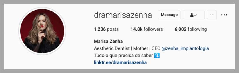 personalidade digital - instagram